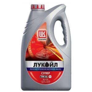 Моторное масло Лукойл Супер 10W40