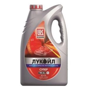 Моторное масло Лукойл Супер 5W40