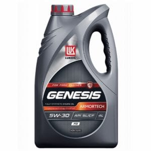 Моторное масло Лукойл Genesis Armortech FD 5W30