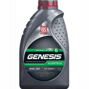 Моторное масло Лукойл Genesis Clidetech 5W30