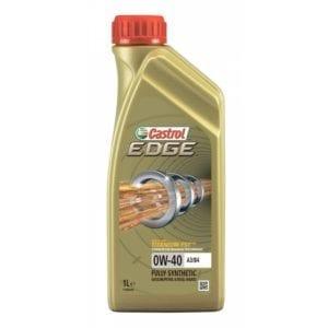 Моторное масло Castrol EDGE 0W40 A3/B4