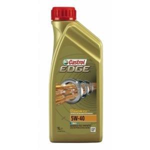 Моторное масло Castrol EDGE 5W40 С3