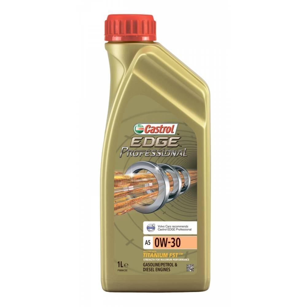 Моторное масло Castrol EDGE Professional 0W30 A5