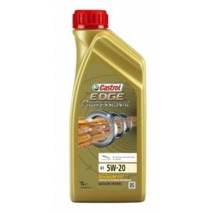 Моторное масло Castrol EDGE Professional 5W20 A1 Jaguar