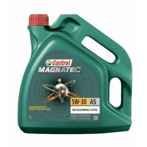 Моторное масло Castrol Magnatec 5W30 A5 Ford