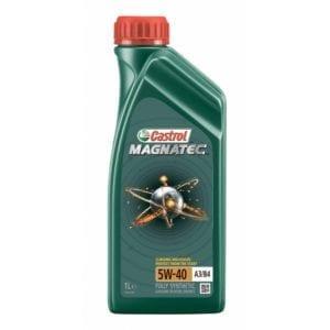 Моторное масло Castrol Magnatec 5W40 A3/B4