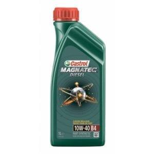 Моторное масло Castrol Magnatec Diesel 10W40 B4