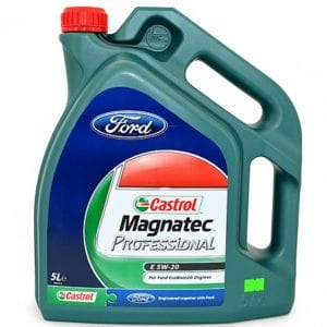 Моторное масло Castrol Magnatec Professional 5W20 E Ford