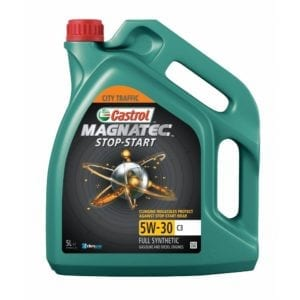 Моторное масло Castrol Magnatec STOP START 5W30 C3