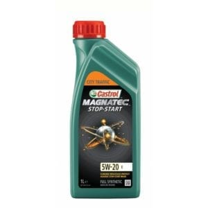 Моторное масло Castrol Magnatec STOP START 5W20 E