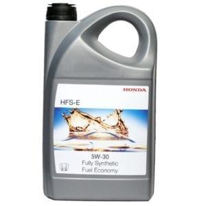 Моторное масло Honda HFS-E 5W30
