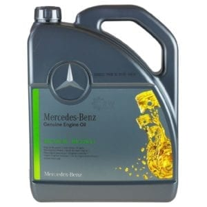 Моторное масло Mercedes-Benz MB 229.51 5W30