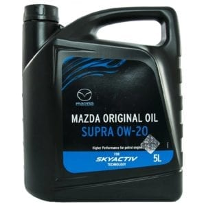 Моторное масло Mazda Supra 0W20