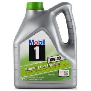 Моторное масло Mobil-1 0W30 ESP