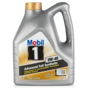 Моторное масло Mobil-1 0W40 FS