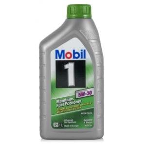 Моторное масло Mobil-1 5W30 ESP Formula