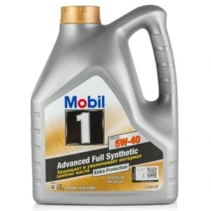 Моторное масло Mobil-1 5W40 FS x1