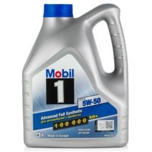 Моторное масло Mobil-1 5W50