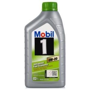 Моторное масло Mobil-1 0W20 ESP x2