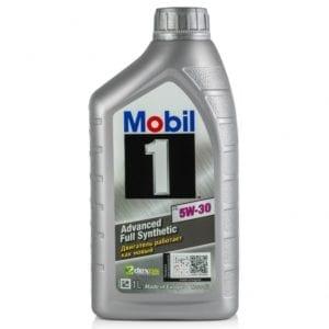 Моторное масло Mobil-1 5W30 x1