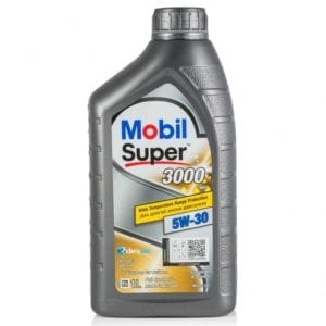 Моторное масло Mobil Super 3000 5W30 XE