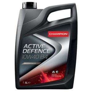 Моторное масло Champion Active Defence B4 10W40