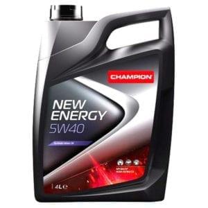 Моторное масло Champion New Energy 5W40