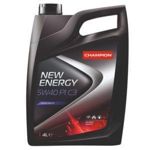 Моторное масло Champion New Energy P1 C3 5W30
