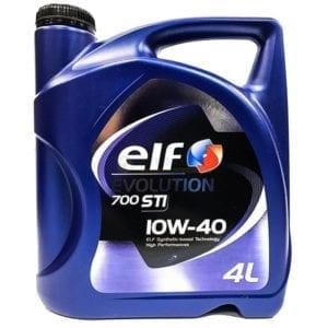 Моторное масло ELF Evolution 700 STI 10W40