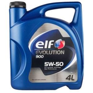 Моторное масло ELF Evolution 900 5W50