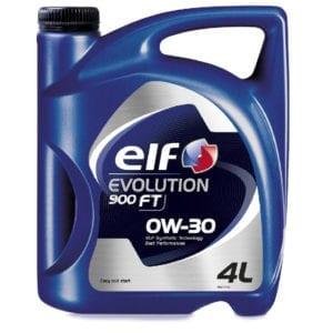 Моторное масло ELF Evolution 900 FT 0W30
