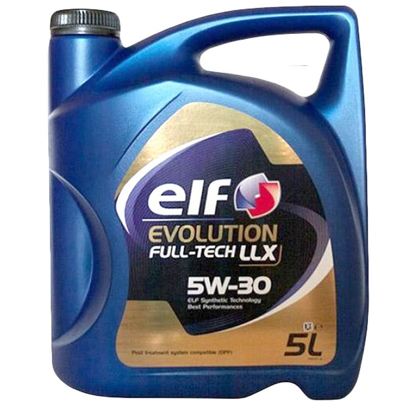 Моторное масло ELF Evolution Full-Tech LLX 5W30
