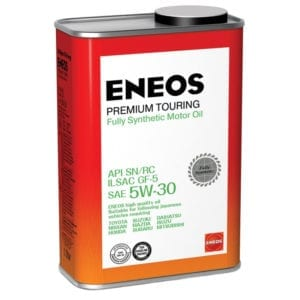 Моторное масло Eneos Premium Touring SN 5W30