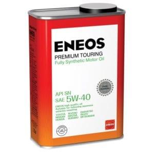 Моторное масло Eneos Premium Touring SN 5W40