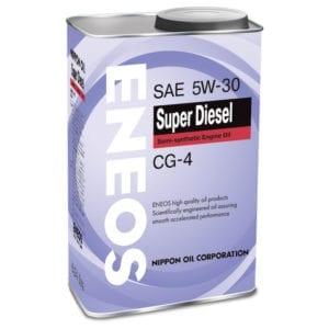 Моторное масло Eneos Super Diesel 5W30