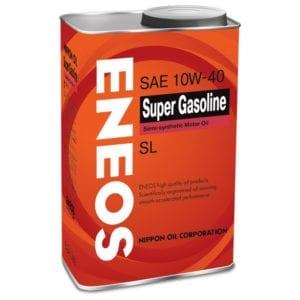 Моторное масло Eneos Super Gasoline 10W40