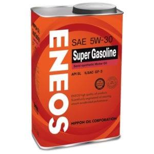 Моторное масло Eneos Super Gasoline 5W30