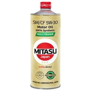 Моторное масло Mitasu Moly-Trimer SM/CF 5W30