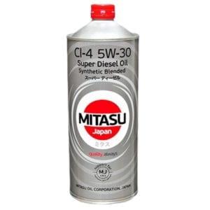 Моторное масло Mitasu Super Diesel 5W30
