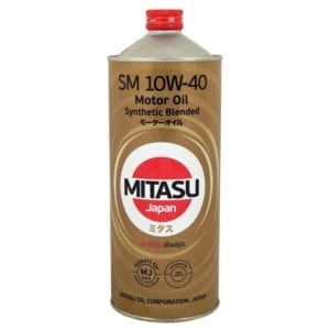 Моторное масло Mitasu Synthetic Blended 10W40