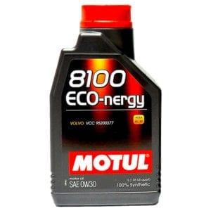 Моторное масло Motul 8100 ECO-nergy 0W30