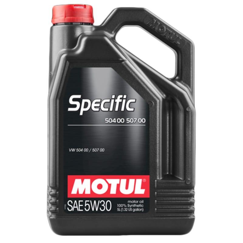 Моторное масло Motul Specific 50400/50700 5W30