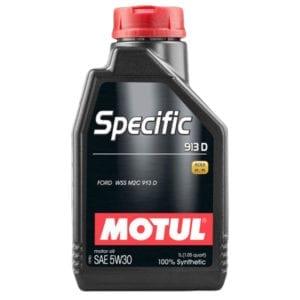 Моторное масло Motul Specific 913D 5W30