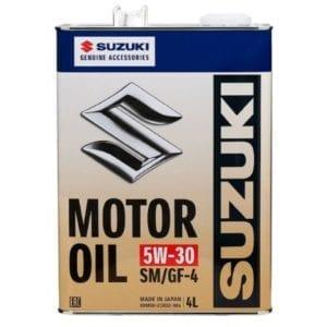 Моторное масло Suzuki SM/GF 5W30