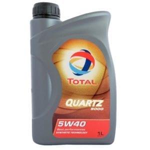 Моторное масло Total Quartz 9000 5W40