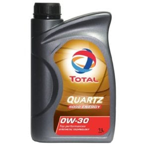 Моторное масло Total Quartz 9000 Energy 0W30
