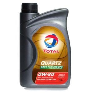 Моторное масло Total Quartz 9000 Future GF5 0W20
