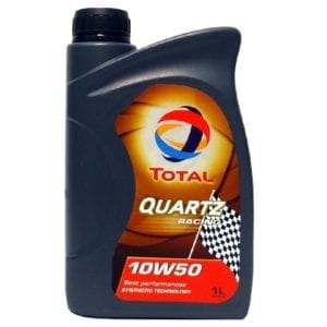 Моторное масло Total Quartz Racing 10W50
