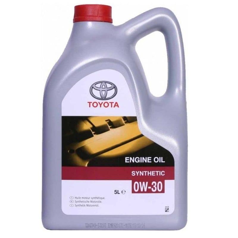 Моторное масло Toyota 0W30