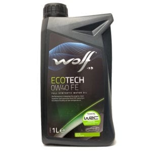Моторное масло Wolf EcoTech FE 0W40